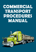 Commercial Transport Procedures Manual